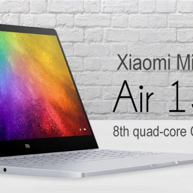 € 725 med kupon til Xiaomi Mi Air Laptop 2019 13.3 tommer Intel Core i5-8250U 8GB RAM 512GB PCle SSD Vind 10 NVIDIA GeForce MX250 Fingeraftrykssensor Notebook fra BANGGOOD