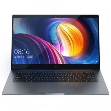 € 867 với phiếu giảm giá cho Xiaomi Mi Máy tính xách tay Pro 15.6 inch i5-8250U 8GB DDR4 256GB SSD GTX1050Max-Q 4GB Máy tính xách tay GDDR5 - Màu xám đen từ BANGGOOD
