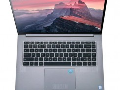$1159 with coupon for Xiaomi Mi Notebook Pro  –  CORE I7 16GB + 256GB  DEEP GRAY from GearBest