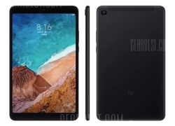 $169 with coupon for Xiaomi Mi Pad 4 Tablet PC 3GB + 32GB – BLACK from GearBest