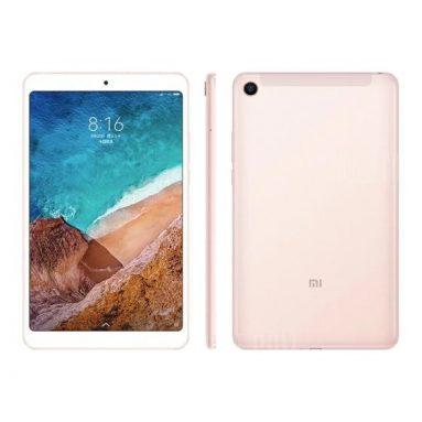 $ 189 với phiếu giảm giá cho XIAOMI Mi Pad 4 4G + 64G WiFi Global ROM Hộp ban đầu Snapdragon 660 8 ″ MIUI 9 OS Tablet PC Gold từ BANGGOOD