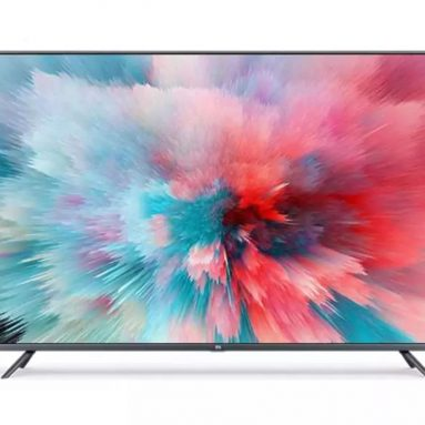 €492 with coupon for Xiaomi Mi TV 55 Inch Voice Control DVB-T2/C 2GB RAM 8GB ROM 5G WIFI bluetooth 4.2 Android 9.0 4K UHD Smart TV Television International Version – EU from BANGGOOD