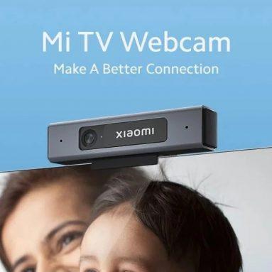 € 47 med kupong for Xiaomi Mi TV-kamera 1080P HD Webcam TV Desktop-kamera for videosamtaler / undervisning / konferanse fra TOMTOP