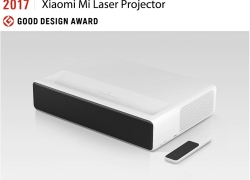 €1549 with coupon for Xiaomi Mi Ultra Short throw 5000 ANSI Lumens Laser Projector EU warehouse from GEARBEST