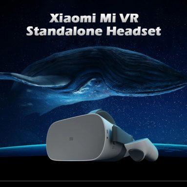 Xiaomi Mi VR 독립 실행 형 가상 현실 헤드셋 용 쿠폰이있는 339 - GearBest의 WHITE 32GB