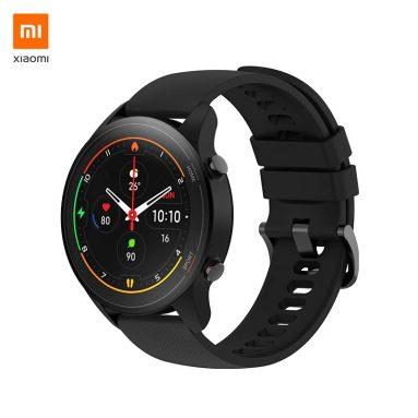 79 € sa kuponom za Xiaomi Mi Watch GPS kisik GPS SmartWatch Bluetooth Fitness Monitor pulsa 5ATM Vodootporni Mi Smart Watch Global Version Blue iz EU skladišta GSHOPPER