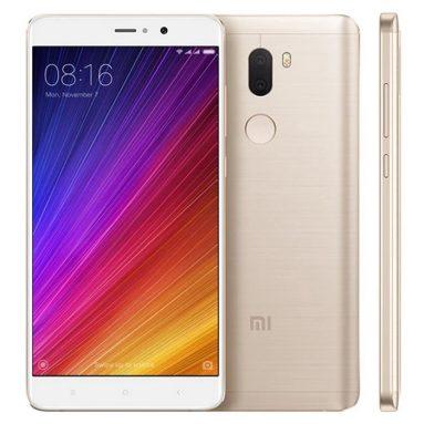 $ 265 với phiếu giảm giá cho Xiaomi Mi5s Plus 4G Phablet - VERSION QUỐC TẾ GOLDEN từ GearBest