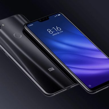 €168 with coupon for Xiaomi Mi8 Mi 8 Lite 6.26 inch 6GB RAM 128GB ROM 4G Smartphone from BANGGOOD