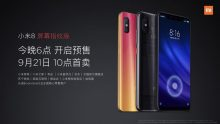 €485 with coupon for Xiaomi Mi8 Mi 8 Pro Global Version 6.21 inch 8GB RAM 128GB ROM 4G Smartphone from BANGGOOD