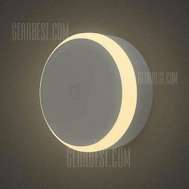 $ 7 z kuponem dla Xiaomi MiJIA IR Sensor i światłoczułym światłem nocnym - WHITE od GearBest