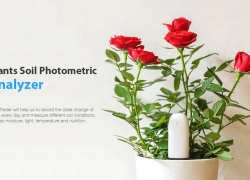 $15 with coupon for Xiaomi Mija Flowers And Plants Grass Detector Plant Detector Soil Photometric Analyzer from GearBest