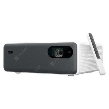 € 1059 với phiếu giảm giá cho Máy chiếu Laser Xiaomi Mijia 1080P với 2GB DDR3 16GB eMMC 2.4G 5G Dual WiFi AI Điều khiển từ xa bằng giọng nói từ GEARBEST