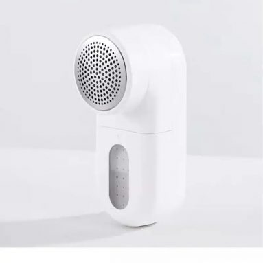$10 with coupon for Xiaomi Mijia Mini USB Lint Remover 0.35mm Micro Arc Shaving Mesh Fuzz Trimmer 1300mAh Electric Clothes Sweater Fabric Shaver from BANGGOOD