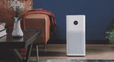 155 € s kupónom pre čističku vzduchu Xiaomi Mijia 3 / 3H OLED Dotykový displej Mi Ovládanie APP Aplikácia vysoko účinného odstránenia objemu vzduchu PM2.5 Formaldehyd EU CZ zo skladu BANGGOOD