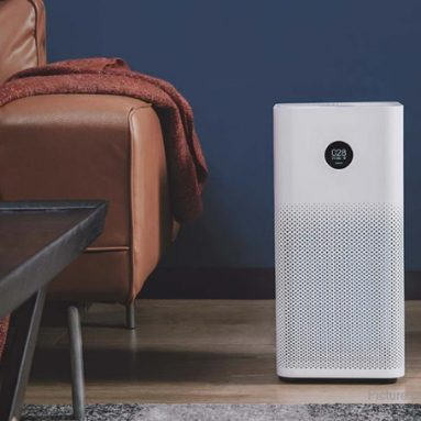 €150 with coupon for Xiaomi Mijia Air Purifier 3/3H OLED Touch Display Mi Home APP Control High Air Volume Efficient Removal of PM2.5 Formaldehyde EU CZ warehouse from BANGGOOD