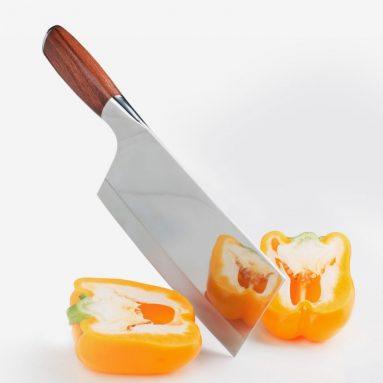 € 26 sa kupon para sa Xiaomi Mijia Butcher Knife Hindi kinakalawang na asero Kitchen Knife para sa lahat na layunin Gamitin para sa Home kusina o Restaurant mula sa BANGGOOD
