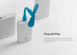 € 3 Xiaomi Mijia Detachable मिनी USB फैन के लिए कूपन के साथ - GEARBESR से सेलेस्टे