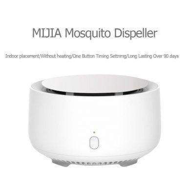€ 10 με κουπόνι για Xiaomi Mijia Ηλεκτρικό οικιακό κουνουπιέρα Dispeller Ανεπιθύμητο Repeller Εντόμων Κουνουπιών με Λειτουργία Χρονομέτρησης - 1pc Νέο 2019 από BANGGOOD