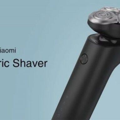 € 16 עם קופון עבור מכונת גילוח חשמלית של Xiaomi Mijia גילוח זקן רטוב יבש גוזם נטענת ראש 3D רחיץ להבים כפולים מבית BANGGOOD