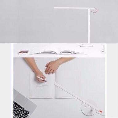 $ 38オリジナルXiaomi Mijia LEDデスクランプスマートテーブルランプのデスクライトTomTopからのクーポン付き