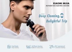 $ 29 mit Gutschein für Xiaomi Mijia MJTXD01SKS Smart Elektrorasierer 360 Degree Float Shaving von GEARVITA