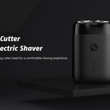 $17 with coupon for Xiaomi Mijia MSX201 Double Cutter Head Electric Shaver from GEARBEST