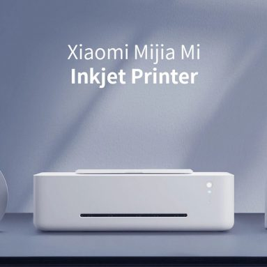 € 192 với phiếu giảm giá cho Máy in phun Xiaomi Mijia Mi 1.2GHz Quad Core 4800 x 1200dpi từ GEARBEST