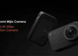 $85 with coupon for Xiaomi Mijia Mini 4K 30fps Action Camera Global Version from GEARVITA