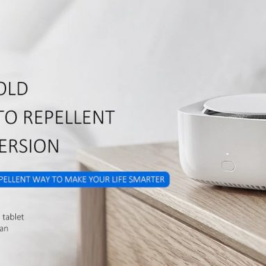$13 with coupon for Xiaomi Mijia Mosquito Repellent Device Smart Version from GEARBEST