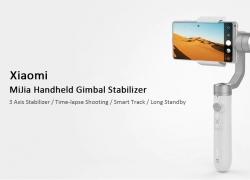 € 71 med kupon Xiaomi Mijia SJYT01FM Håndholdt Gimbal Stabilizer 3 Akse fra GEARVITA