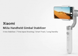 € 69 avec coupon Xiaomi Mijia SJYT01FM Stabilisateur de cardan à main 3 Axis de GEARVITA