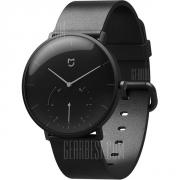€ 65 z kuponem na Xiaomi Mijia Smart Wodoodporny Smartwatch Bluetooth 4.0 IP67 - CZARNY od GEARBEST
