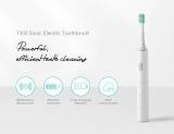 € 19 với phiếu giảm giá cho Bàn chải đánh răng điện Xiaomi Mijia T300 Sonic Bàn chải đánh răng UV Khử trùng nhẹ nhàng với chức năng Bộ nhớ nhắc nhở cho Chăm sóc Nha khoa Gia đình từ BANGGOOD
