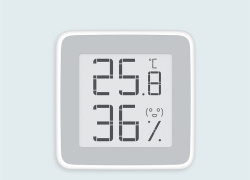 €7 with coupon for Xiaomi Mijia Temperature Humidity Sensor from GEARVITA