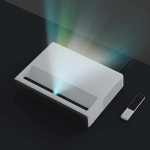 €1039 with coupon for [Global Version] Xiaomi Mijia Ultra-Short Throw Laser Projector 6500 Lumens WIFI MIUI TV Android Netflix Official Amazon Prime Video Google Assistant Bluetooth 3000:1 Voice Control Full HD ALPD 4K Supported from EU PL warehouse BANGGOOD