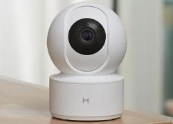 € 24 avec coupon pour [Version internationale] Xiaomi Mijia Xiaobai H.265 Caméra IP pour la maison intelligente 1080P EU Plug UE 360 ° Détecteur de sécurité PTZ AI WIFI UK WAREHOUSE de BANGGOOD