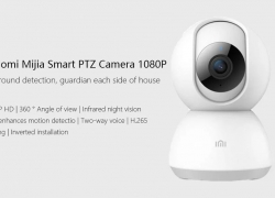 €22 with coupon for Xiaomi Mijia Xiaobai IMI 1080P Home Security Camera Pan-tilt Version from GEARVITA