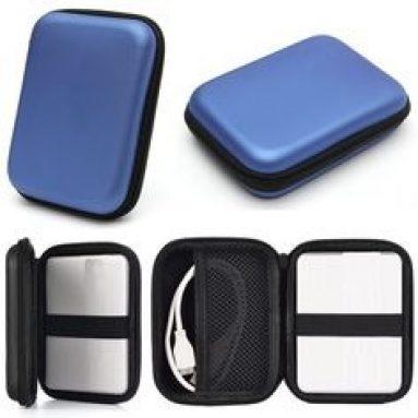 Xiaomi मल्टी-फ़ंक्शनल डिजिटल स्टोरेज बैग के लिए कूपन के साथ € 6 जलरोधक हेडफ़ोन पावर बैंक ऑर्गनाइज़र केस पाउच - बैंगगुड से ए