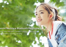 €22 with coupon for Xiaomi Necklace Bluetooth Earphone Young Version from GEARVITA