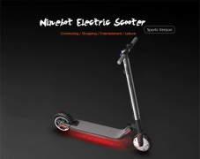 €359 with coupon for Ninebot Segway ES2 Folding Electric Scooter from Xiaomi Mijia – BLACK EU warehouse from GearBest