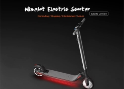 €386 with coupon for Ninebot Segway ES2 Folding Electric Scooter from Xiaomi Mijia – BLACK EU warehouse from GearBest