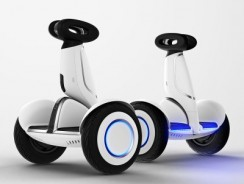 $509 with coupon for Xiaomi Ninebot Plus Electric 11 inch Self Balancing Scooter  –  WHITE from GearBest