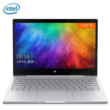 $679 with coupon for Xiaomi Notebook Air 13.3 8GB+256GB GEFORCE MX150 SILVER from GearBest
