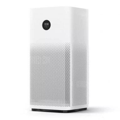 €112 with coupon for Original Xiaomi OLED Display Smart Air Purifier 2S Smoke Dust Peculiar Smell Cleaner Mi Home APP Control – 100-240V from BANGGOOD