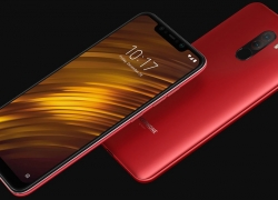 €265 with coupon for Xiaomi Pocophone F1 4G Phablet Global Version 6GB RAM – RED from GEARBEST