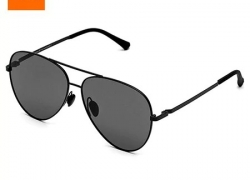 $20 with coupon for Xiaomi Polarized Pilot Sunglasses  –  GRAY from GearBest