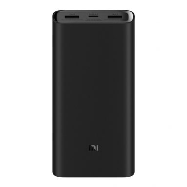 €37 with coupon for Xiaomi Power Bank 3 20000mAh USB-C Two-way 45W QC3.0 Fast Charge Power Bank for Mobile Phone from BANGGOOD
