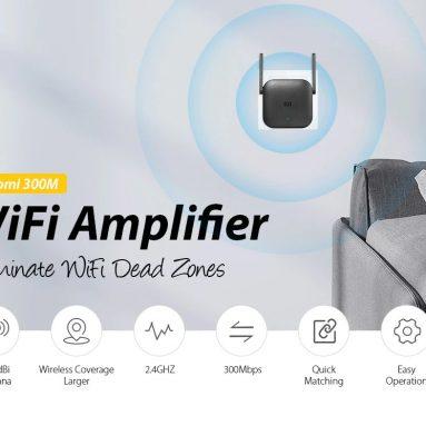 € 8 cu cupon pentru Xiaomi Pro 300M 2.4GHZ Amplificator WiFi cu Antena 2 de la GEARVITA