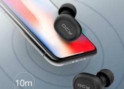 € 26 avec coupon pour Xiaomi QCY T2S TWS bluetooth 5.0 Ecouteur sans fil Recharge Smart Touch Casque Stéréo Stéréo de BANGGOOD