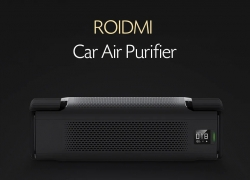 $139 with coupon for Xiaomi ROIDMI Car Air Purifier from GearBest